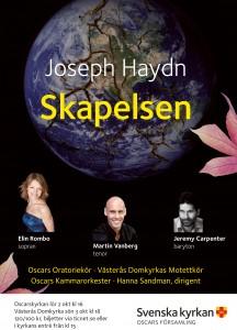 Skapelsen Haydn kopiera